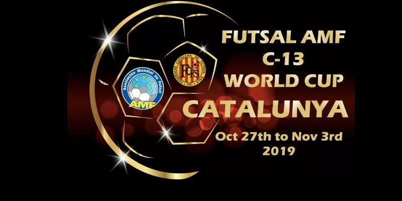Sorteo del Mundial C13 - Catalunya 2019, en vivo por streaming