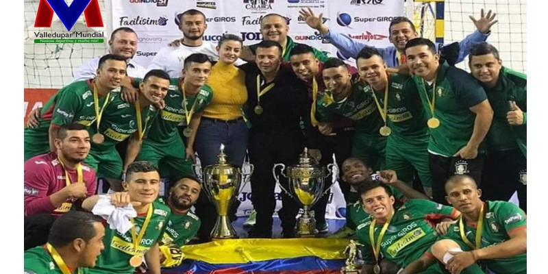 Caciques es el monarca Intercontinental 2019